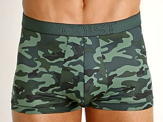 2xist Speed Dri Mesh Trunk Camo Green Gables
