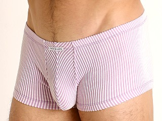 Complete the look: Rick Majors Two-Tone Rib Trunk Purple
