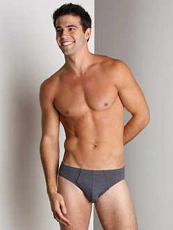 Hanro Cotton Sensation Brief Anthracite