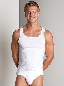 Hanro Cotton Sensation Tank Top White