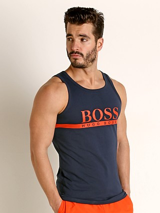 You may also like: Hugo Boss Beach Tank Top Navy