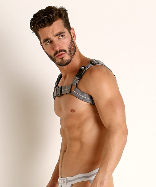 Nasty Pig Turbine Bulldog Harness Grey