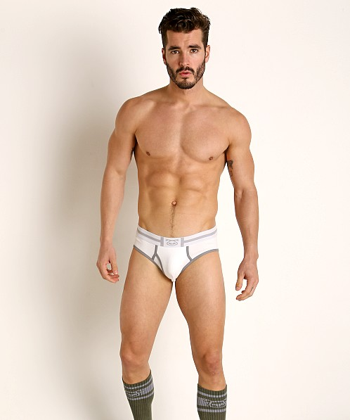 Nasty Pig Brad Brief White