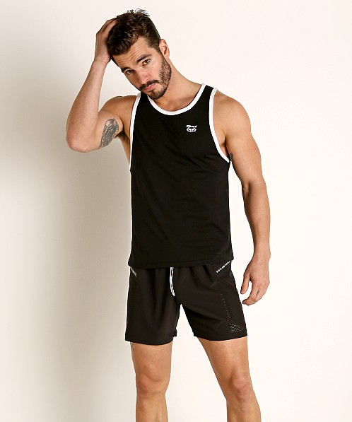 Nasty Pig Snout Intercept Tank Top Black