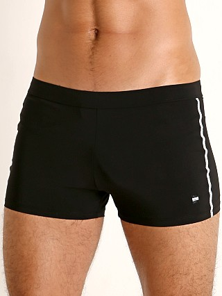 Hugo Boss Oyster Swim Trunk Black