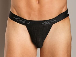Activeman Signature Series Jockstrap Black