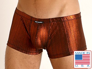 Model in bronze Rick Majors Lustrous Rib Trunk