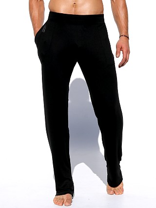 Complete the look: Rufskin Log Stretch Rayon Lounge Pants Black