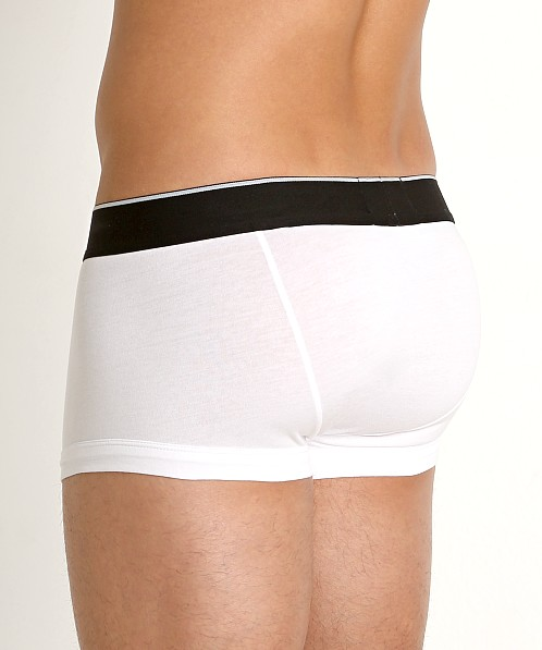 Emporio Armani Athletics Trunk White