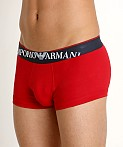Emporio Armani Athletics Trunk Tango Red, view 3