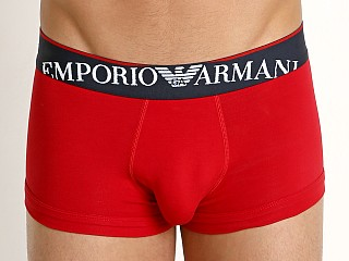 Emporio Armani Athletics Trunk Tango Red