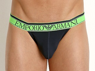 Emporio Armani Training Jockstrap Black
