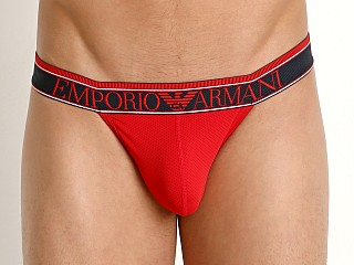 You may also like: Emporio Armani Training Jockstrap Red Tango