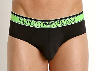 Emporio Armani Training Brief Black