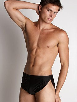 Joe Snyder Running Short Black