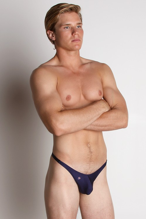 Joe Snyder Bulge Bikini Navy