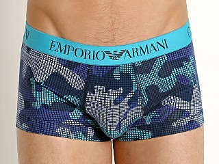 You may also like: Emporio Armani Pop Print Trunk Turquoise Camou