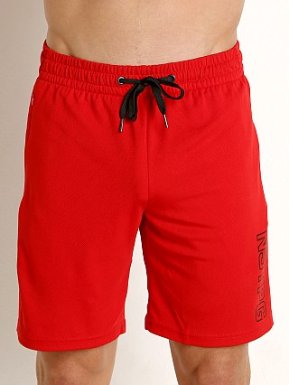 Nasty Pig Every Nasty Gym Shorts Red