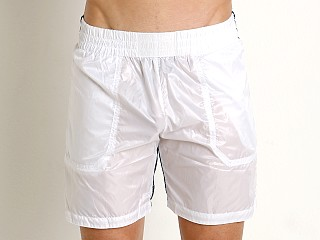 Nasty Pig VPL Ripstop Nylon/Mesh Board Shorts White
