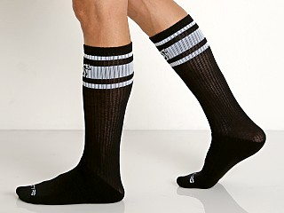 Nasty Pig Hooked Up Sport Socks Black