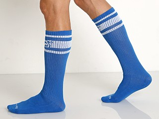 Nasty Pig Hooked Up Sport Socks Blue
