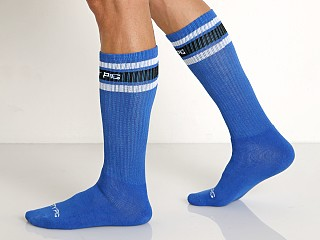 Nasty Pig Mandate Socks Blue