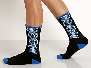 Nasty Pig XXX Socks Blue