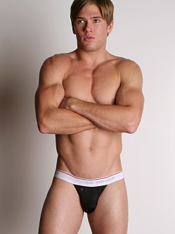 Joe Snyder Jock String Black