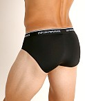 Emporio Armani Essential Microfiber Brief Black, view 4
