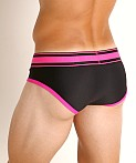 Cell Block 13 Kennel Club Cadet Brief Pink, view 4
