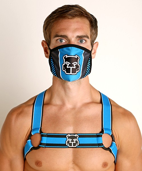 Cell Block 13 Kennel Club Mask Turquoise