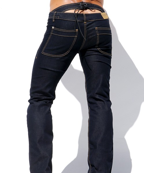 Rufskin Hustler Stretch Denim Jeans Indigo