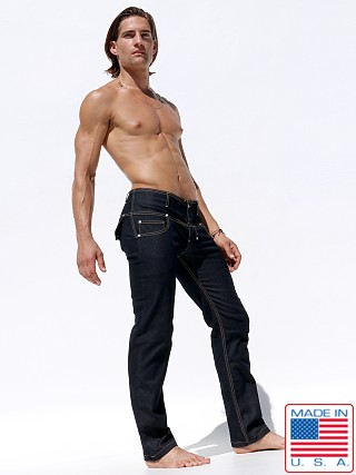 Rufskin Adnan Stretch Denim Jeans Indigo