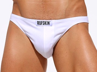 Complete the look: Rufskin Fred Super Low Rise Briefs White