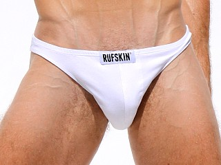 Complete the look: Rufskin Ron Stretch Cotton Thong White