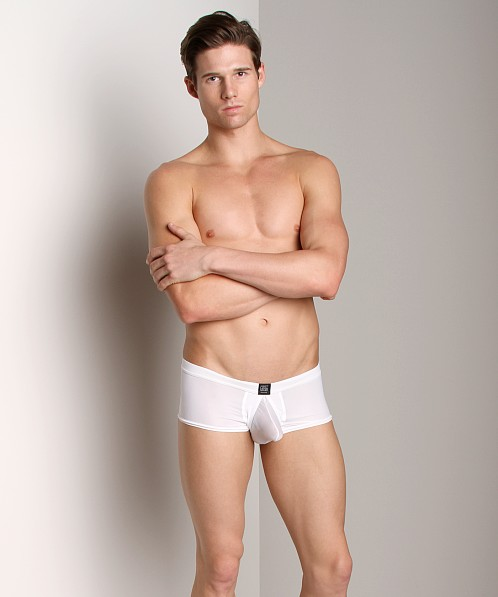 Gregg Homme Booster Boxer Briefs White