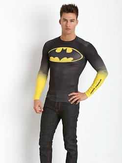 Under Armour Batman Heatgear Compression Longsleeve