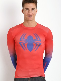 Under Armour Spider-Man Heatgear Compression Longsleeve