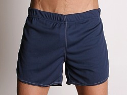 Go Softwear Shorts with Built-in Jock Navy