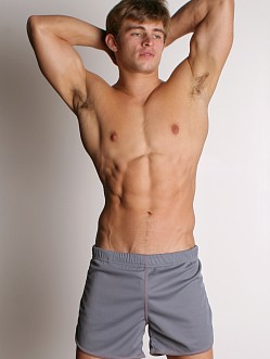 Go Softwear Shorts with Built-in Jock Grey