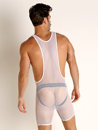 You may also like: Go Softwear Pool Party Stretch Mesh Singlet White