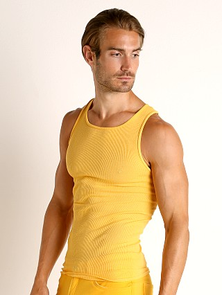 You may also like: Go Softwear Havana Rib Tank Top Sunset Gold