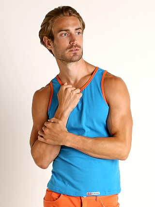 Complete the look: Go Softwear Havana Classic Tank Top Caribbean Blue