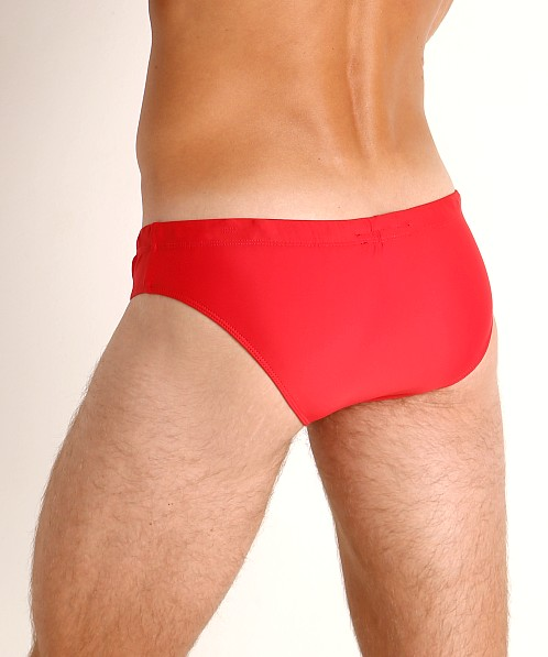 Go Softwear Cannes Swim Brief Red