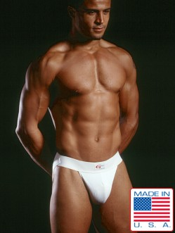 Go Softwear White Padded Jock