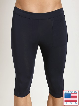 LASC Bamboo 3/4 Men's Tight Navy