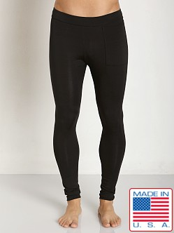 LASC Bamboo Long Tight Black