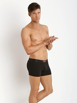 Levi's Underwear 200 Series Trunk Two-Pack Black