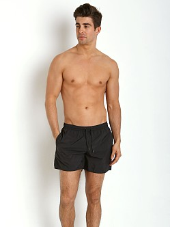 Emporio Armani Eagle Swim Boxer Black