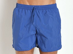 Emporio Armani Eagle Swim Boxer Royal Blue